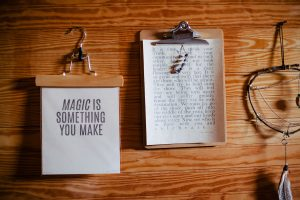 Crea magia